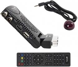 TDT GRABADOR SIN CABLE DIGIVOLT CON ENTRADA USB