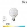 BOMBILLA GLOBO LED Ø 95 mm E27 10W 810 Lm 3200K LUZ CALIDA EDM