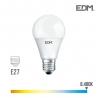 BOMBILLA STANDARD LED E27 15W 1521 Lm 6400K LUZ FRIA EDM