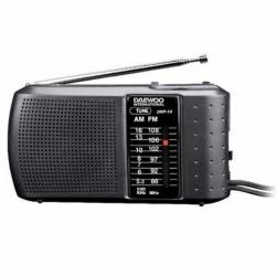 RADIO DAEWOO CON ALTAVOZ Y SALIDA DE AURICULARES